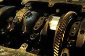 Internal-combustion engine — Stock Photo