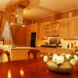 Stock Photo: Kitchen interior