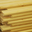 Stack of Wood Planks — Stock Photo