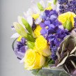 Bouquet of spring flowers — Stock Photo #28678481