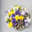 Stock Photo: Bouquet of spring flowers
