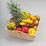 Fruit basket — Stock Photo #28682781