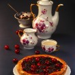 Plum Pie — Stock Photo #29737731