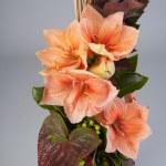 Beautiful bouquet of orange lilies — Stock Photo #31310027