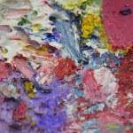 Mixed oil paint — Stock Photo #40653989