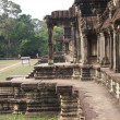 Angkor Wat in Siem Reap, Cambodia. — Stock Photo #51655599