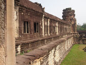 Angkor Wat in Siem Reap, Cambodia. — Stock Photo