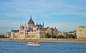 The Hungarian Parliament Building — Stock Photo
