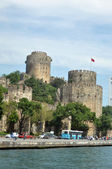 Rumeli Castle in Istanbul — Stock Photo