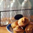 Tasty fresh homemade muffins — Stock Photo #19380207