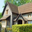 Stock Photo: Beautiful traditional English cottage