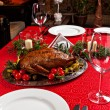 Holiday turkey — Foto de Stock
