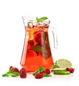 Refreshing punch — Stock Photo