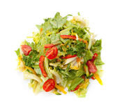 Portion of salad — Stock Photo