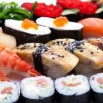 Japanese sushi — Stock Photo #49236583