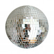 Disco ball isolated — Stock Photo #16164813