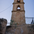 Bell tower in Agia Napa Medieval Monastery - Stock Photo