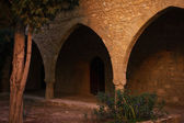 Part of the Agia Napa Medieval Monastery — Stock Photo