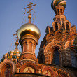 Church of the Savior on the Blood in St. Petersburg, Russia — Stock Photo