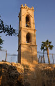 Bell tower in Agia Napa Medieval Monastery — Stock Photo