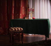 Interior in the aristocratic style — Stock Photo