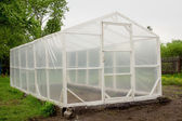 Rural greenhouse — Stockfoto