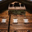 Peasant house, Kizhi Island, Russia — Stock Photo #27844323