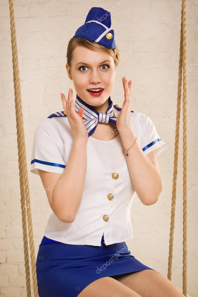 фото в девушек в униформе