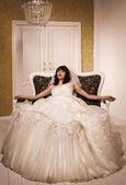 Corpse bride — Stock Photo
