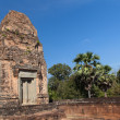 Ancient temple Banteay Kdei in Angkor complex — Stock Photo