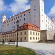 Stary Hrad - ancient castle in Bratislava — Stock Photo