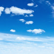 Sky panorama — Stock Photo