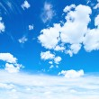 Sky and clouds — Stock Photo #14049744
