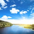 Beautiful river — Stock Photo #16902571
