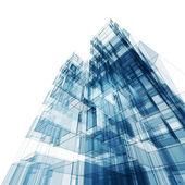 Concept building — Stock Photo