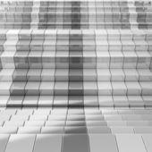Linha monocromática — Foto Stock