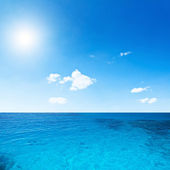 Ocean travel — Stock Photo