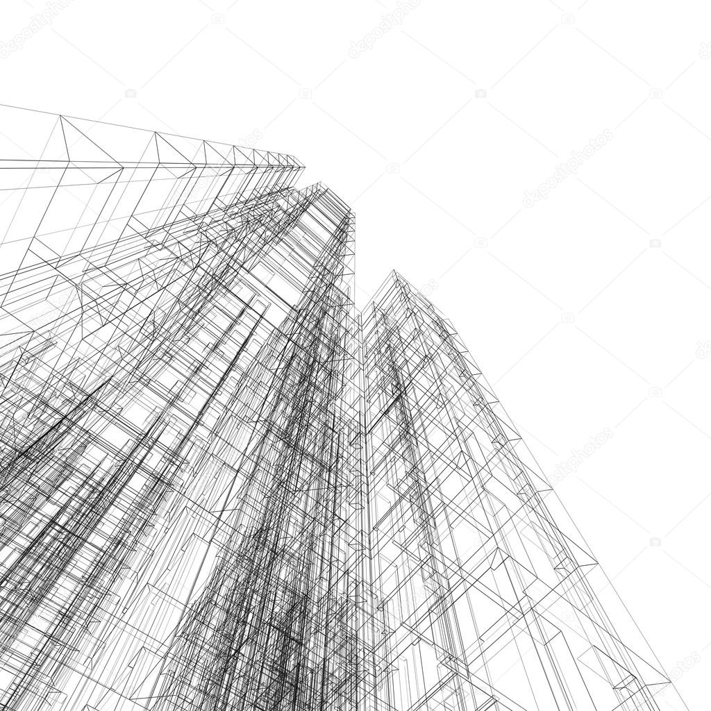 Abstract Project Blueprint Stock Photo 1xpert 20081649
