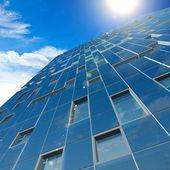 Begreppet byggnad — Stockfoto