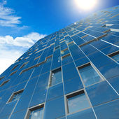 Concept gebouw — Stockfoto