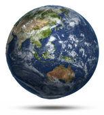 East world map — Stock Photo