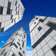 Abstract building — Stock Photo