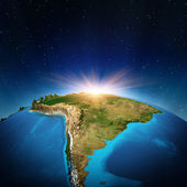 South America — Stock Photo