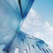 Skyscraper abstract concept — Stock Photo