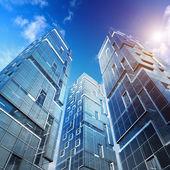 High building — Zdjęcie stockowe
