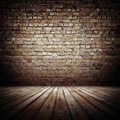 Pared de ladrillos — Foto de Stock