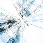 Abstrakte innere — Stockfoto