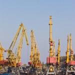 Cargo port — Stock Photo #1294250