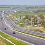 Modern highway — Stock Photo #1296089