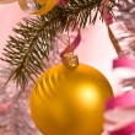 Christmas ball — Stock Photo #1309604